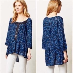 Anthropologie HD in Paris Ressica tunic blouse
